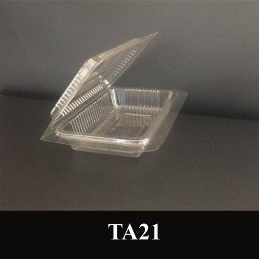 Hộp nhựa dùng 1 lần TA21(H21)